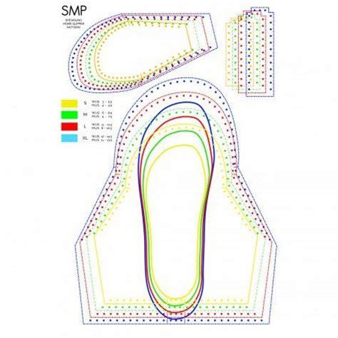 home slipper pattern shearling shop patterns