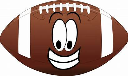 Football Clipart Animated Tennessee Face Happy Ball