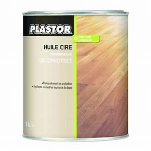 huile cire incolore ou teintee pour parquets bois plastor With cire teintée pour parquet