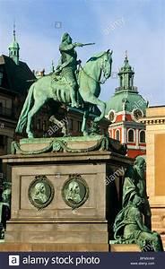 Gustav Müller Platz : schweden stockholm gustav adolfs torg dieser platz im zentrum von stockholm hat eine statue ~ Markanthonyermac.com Haus und Dekorationen