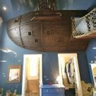 Pirate Ship Interior Design For 6 Year Boy by Room Design Ideas Room Ideas Homeid