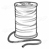 Thread Spool Clipart String Clip Pink Abeka Cliparts Clipartpanda Common Line Library Clipground sketch template