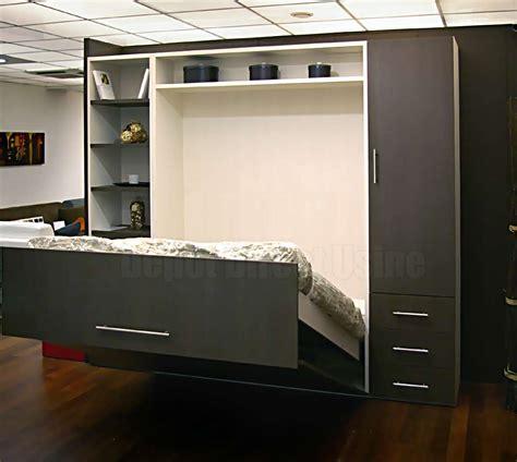 armoire lit