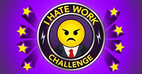 bitlife challenge hate guide work