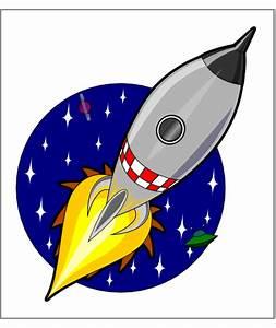 Kliponius Cartoon Rocket Clip Art at Clker.com - vector ...