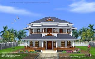 green house plans designs green homes traditional style kerala home design 3450 sq