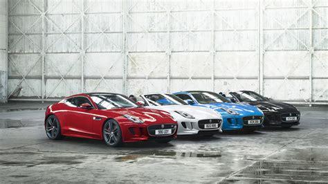 2017 Jaguar F Type British Design Edition 4 Wallpaper
