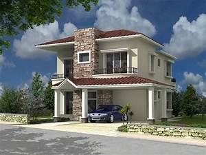 Modern Bungalow House Design Small Modern House Designs ...
