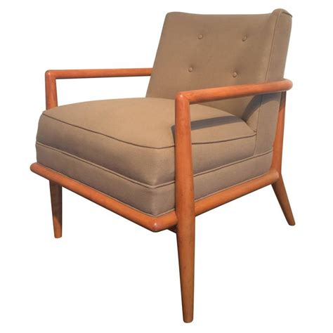 t h robsjohn gibbings lounge chair for widdicomb at 1stdibs