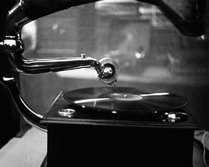 Record Player Gramophone Gifs Hipster Vinyl Antique