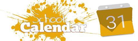 parents district calendars