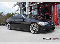 BMW 3 Series with 20in Beyern Spartan Wheels exclusively