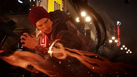 Ps4 Game Infamous Second Son Launching March 21 Gamespot