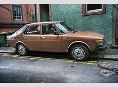 A Grand Monday Saab 99 Honest John