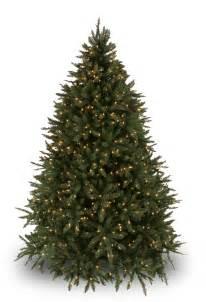douglas fir prelit tree lights etc