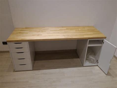 Scrivania Misure by Misure Scrivania Ikea
