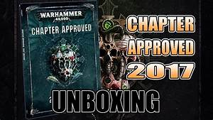 Is Chapter Approved Yearly DLC? 40k Straight Talk - YouTube