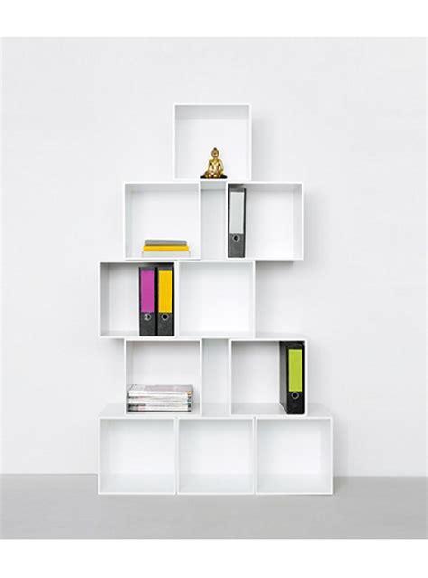 Libreria Componibile by Acquista Libreria Componibile Da Parete Cu Cubi Moduli
