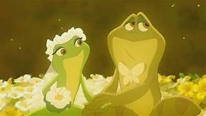"Tiana & Prince Naveen in ""The Princess and the Frog ..."