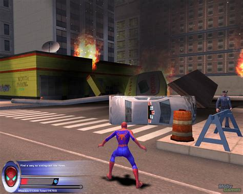 Download Spider-Man 2: The Game (Mac) - My Abandonware