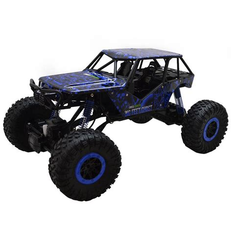 Sire Auto Rc 2 1 10 Scale 2 4g 4 Wheel Drive Rock Crawler Remote