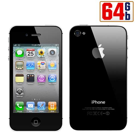 iphone 4s 64gb new unlocked apple iphone 4s 64gb black wifi touchscreen