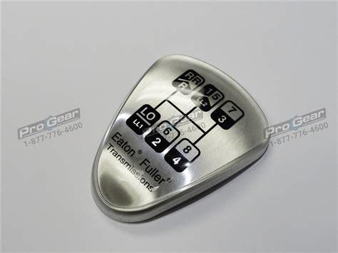 5586110 Eaton Fuller 9 Speed Mll Transmission Shift Medallion