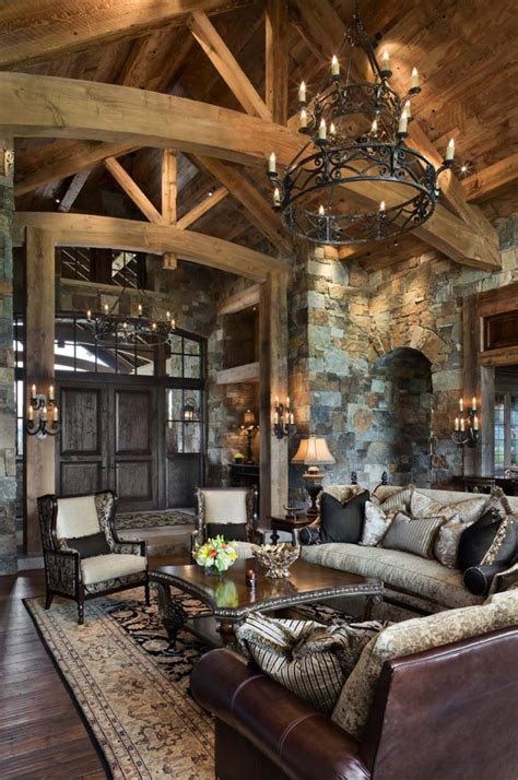 home by decor rustic yet refined mountain home surrounded by montana s