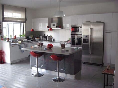 idee cuisine en l decoration idee cuisine ouverte idees cuisine ouverte
