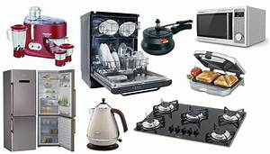 The gallery for gt kitchen appliances names for Kitchen appliances list