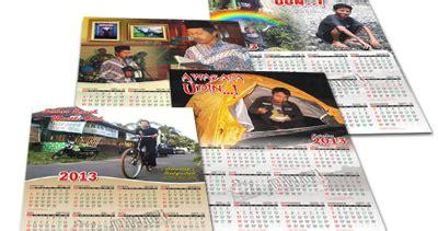 desain kalender  sahabat gubug gallery