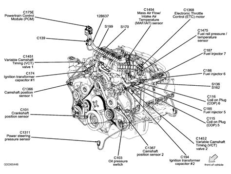 1998 Ford F 150 Part Diagram by 2008 Ford 4 2 Liter Engine Diagram Wiring Diagram For Free