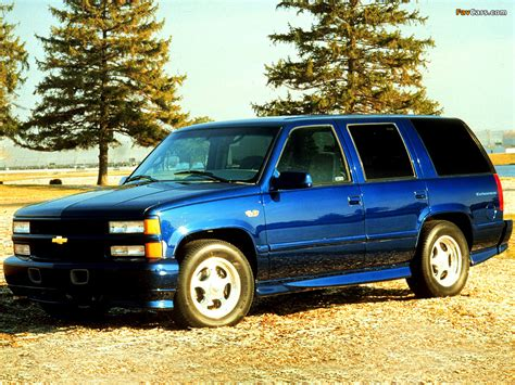 1998 Chevrolet Tahoe by 1998 Chevrolet Tahoe Gmt410 Pictures Information And