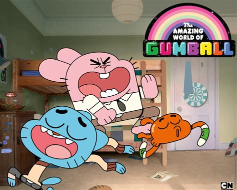 The Amazing World Of Gumball Pictures And Wallpapers