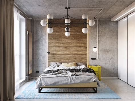 idees top pour decorer une chambre style industriel