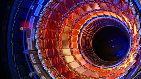 ya puedes visitar el gran colisionador de hadrones como