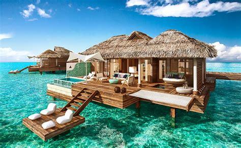 Sandals Royal Caribbean Resort   Montego Bay, Jamaica   Overwater Bungalows