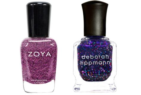 Best Glitter Nail Polishes Available On The Market