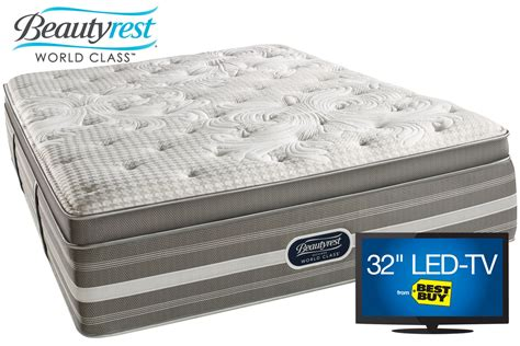 pillow top king mattress beautyrest 174 recharge 174 world class 174 luxury firm