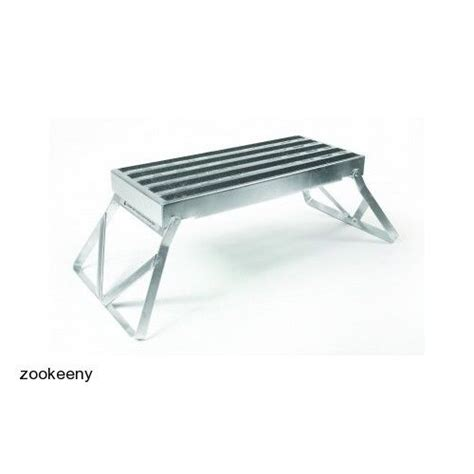 Folding Boat Lift by Steel Rv Step Portable Folding Stair Cer Travel Trailer