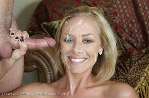 Great Facials With Squirt On A Mirror #Jesse #Loads #Monster #Facials