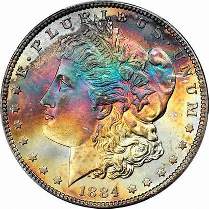 1884 Dollar Silver Morgan Value Rare Coins