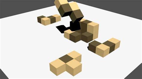 Puzzle Le Anleitung Würfel Puzzle Lösung In Blender