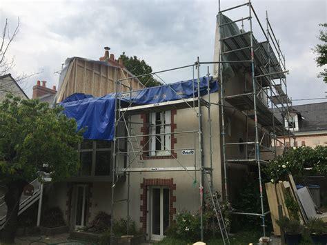 francois bureau architecte nantes surélévation et rénovation d 39 une maison ancienne à nantes