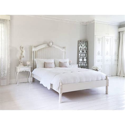 bedroom company provencal column upholstered bed bedroom company