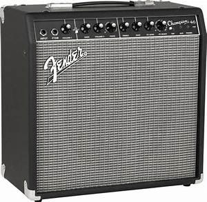 Fender Champion 40 Guitar Combo Amplifier  40 Watts  1x12 U0026quot