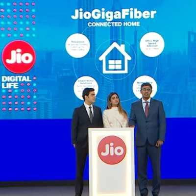 reliance jio to start registration for gigafiber broadband services from tomorrow
