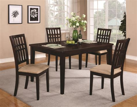 Dining Room Table by Casual Dining Table Co 103341 Contemporary Dining