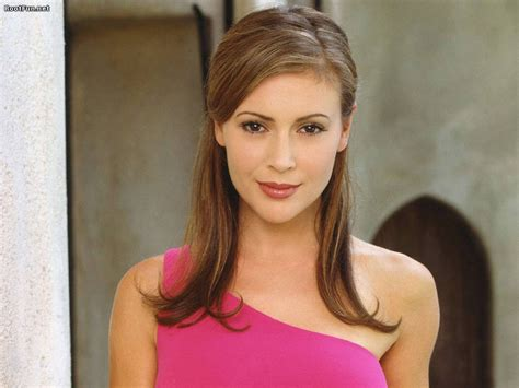 ALL ABOUT HOLLYWOOD STARS: Alyssa Milano Profile and Pics