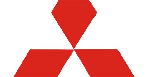 mitsubishi electric logo png mitsubishi logo vector automaker company format cdr ai